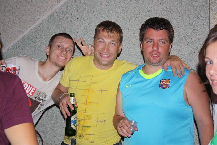 Александр Куперман, Андрей Заиченко
