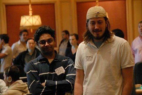 Раджкумар и О'Двайер в 2007-м
