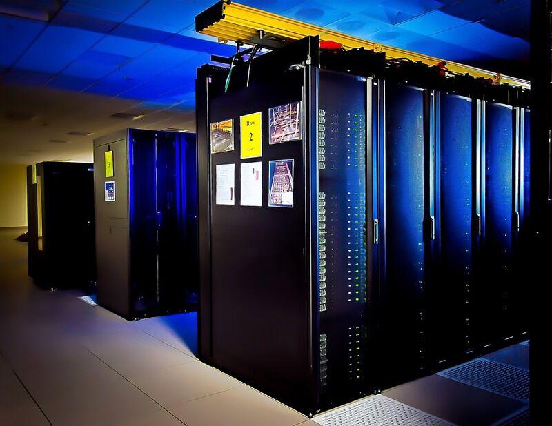 Питтсбургский суперкомпьютер
