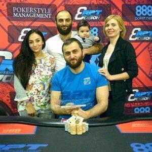 Победитель прошлого этапа RPT300 Сергей Нахапетян выиграл более $50,000