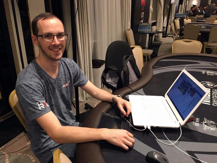 Уилл Шиллибер, журналист PokerNews