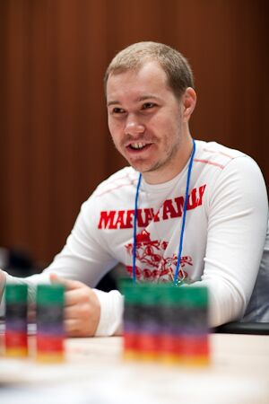 Александр Кострицын - первый в России чемпион мира по онлайн-покеру