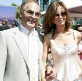 Фил Раффин и его жена, мисс Украины-2004 Оксана Николаенко