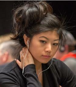 Очаровательная Шуань Лю тоже вчера пыталась стать миллионером