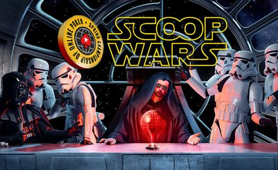 SCOOP WARS, эпизод 5: Император омахи